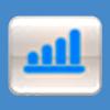 Graph icon button